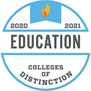 College of Distinction Education 2020-2021