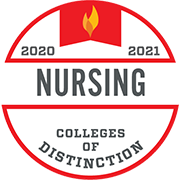 College of Distinction Nursing 2020-2021