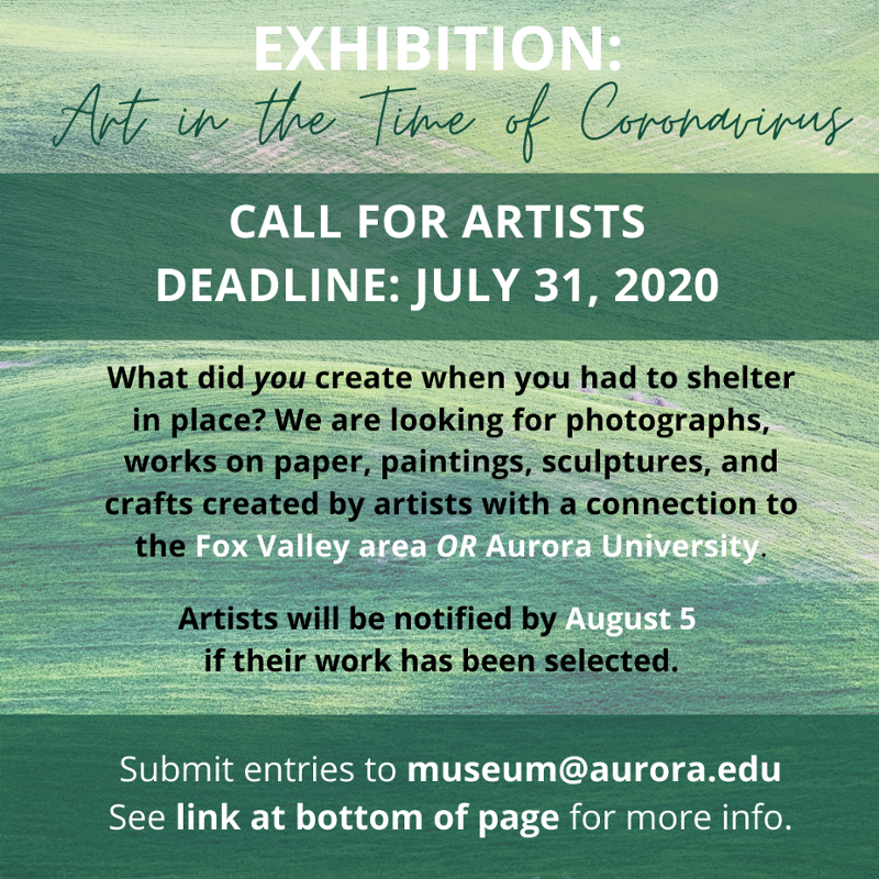 Art in the Time of Corona_Call for Artists