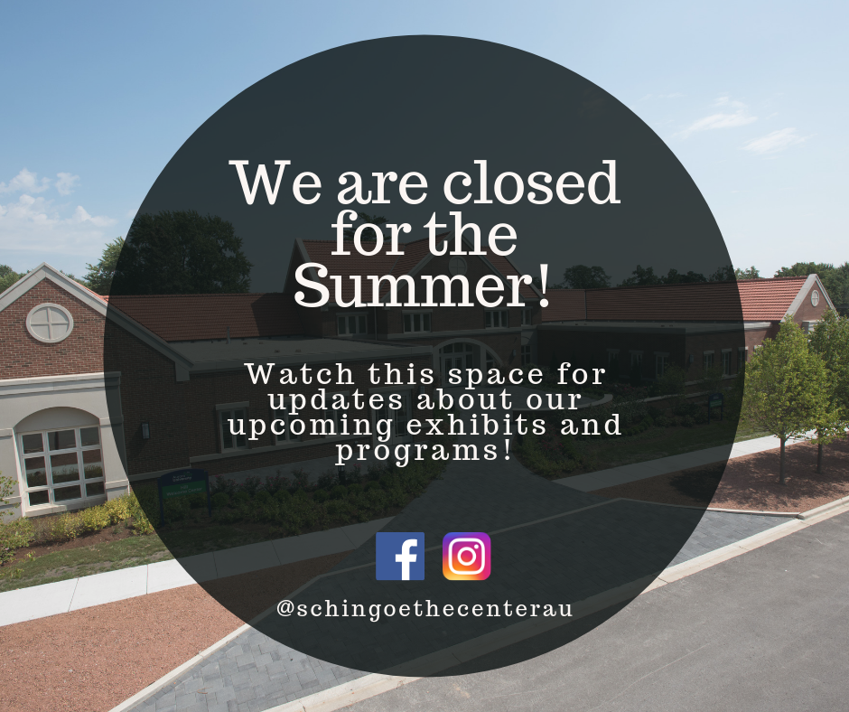 CLOSED FOR THE SUMMER 2019