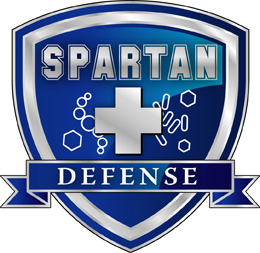 Spartan Defense Logo