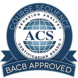 BACB Course Sequence Approved