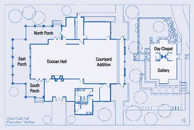 Mabel Cratty floor plan