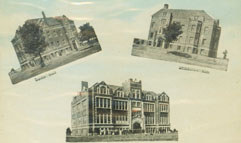 original buildings