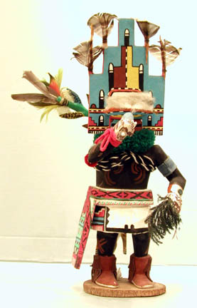 Hemis (Home Dancer) Kachina