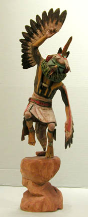 Kwahu (Eagle) Kachina