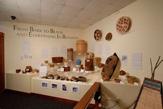 Bark to Beads Exhibit