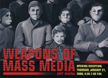 Weapons of Mass Media