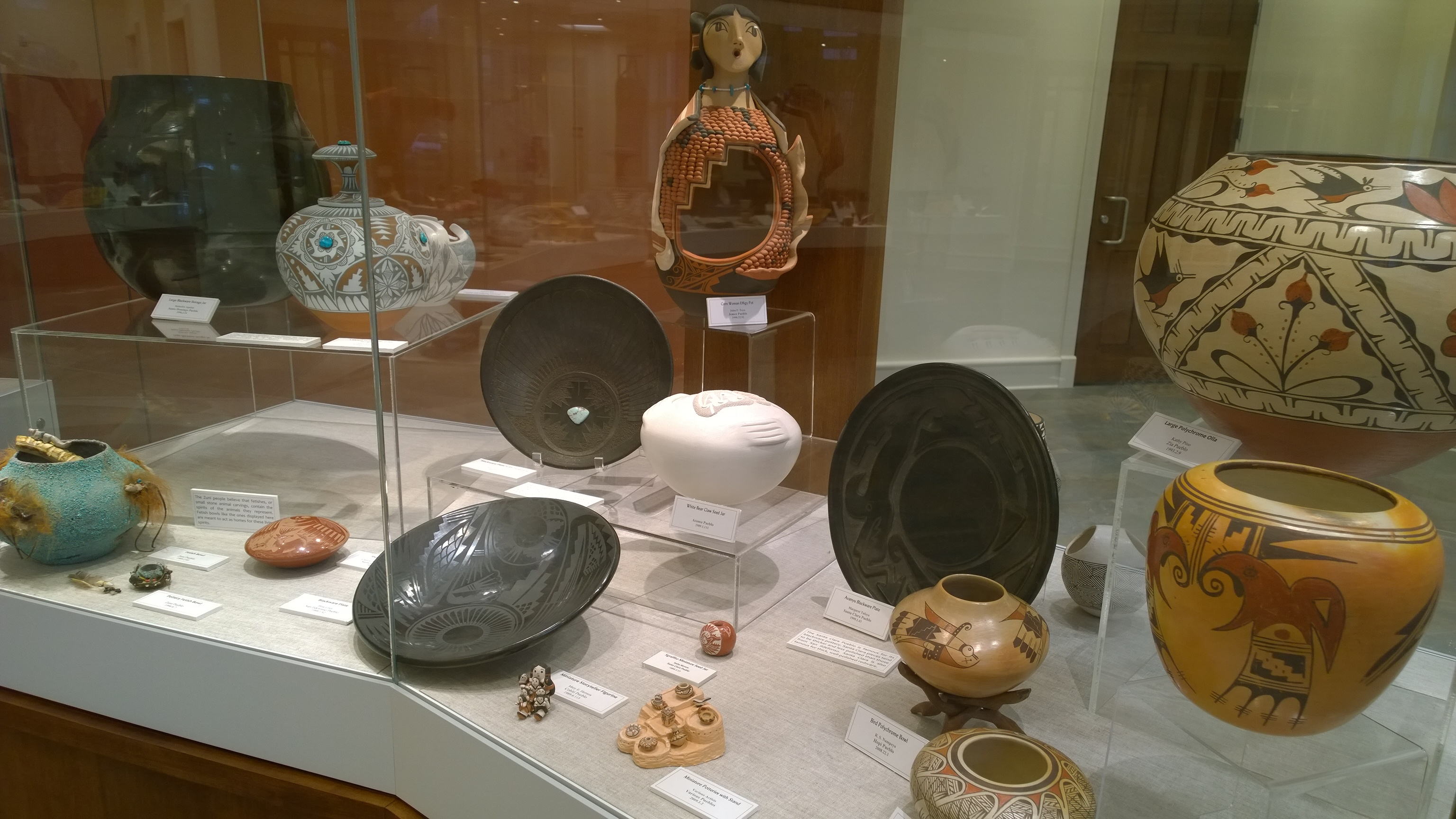 Pueblo Pottery: Selections from the Schingoethe Center