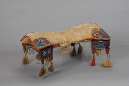 Beaded Pad Saddle