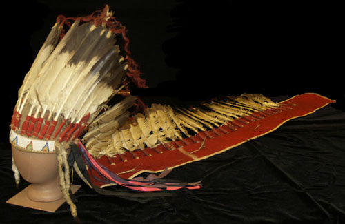 Lakota Sioux Headdress